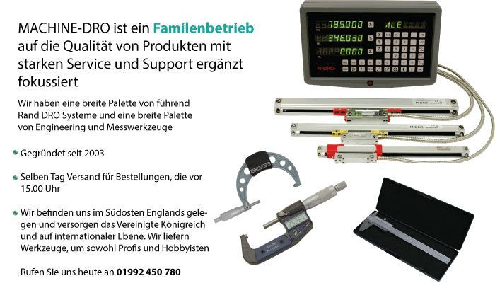 machine dro germany about
